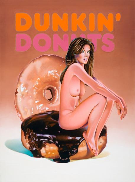 Dunkin' Donut Doll