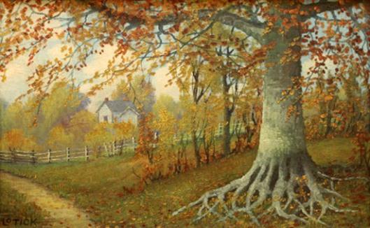 Early Autumn Farm