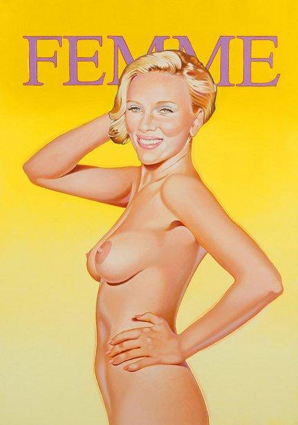 Femme (Scarlet Johansson)