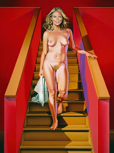 Nude Descending A Staircase #2