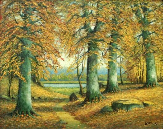 Southern Indiana Landscape