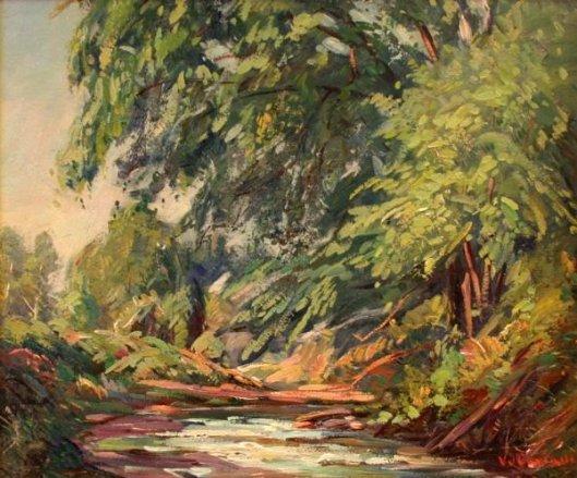 The Summer Brook
