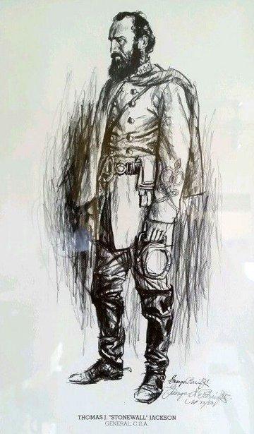 Thomas J. Stonewall Jackson