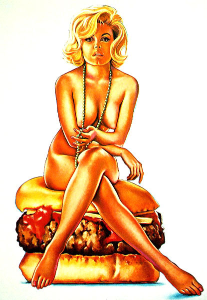 Virnaburger Girl (Virna Lisi)