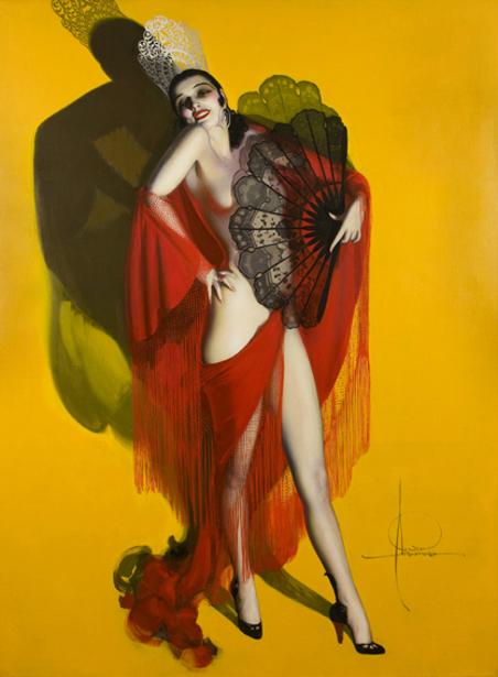 Carmen - Fan Dancer