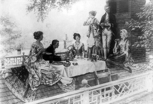 Colonial High Tea