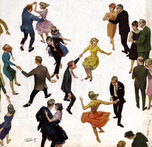 Different Dancing Styles - Rock And Roll
