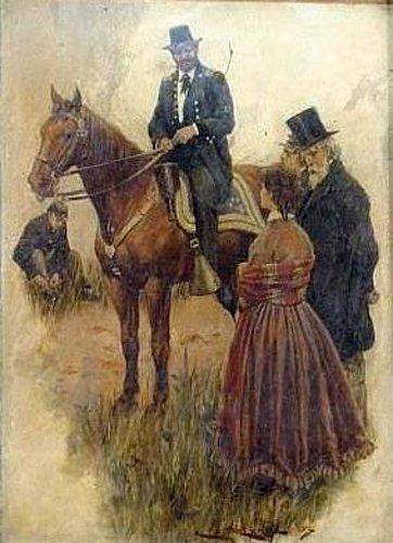 General Grant On Horseback