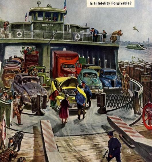 Hudson Ferry