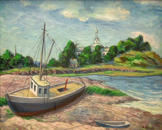 Low Tide, Wellfleet