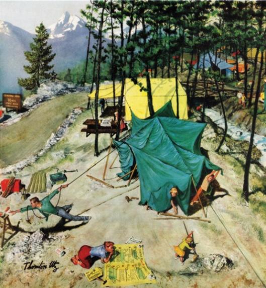 Making Camp