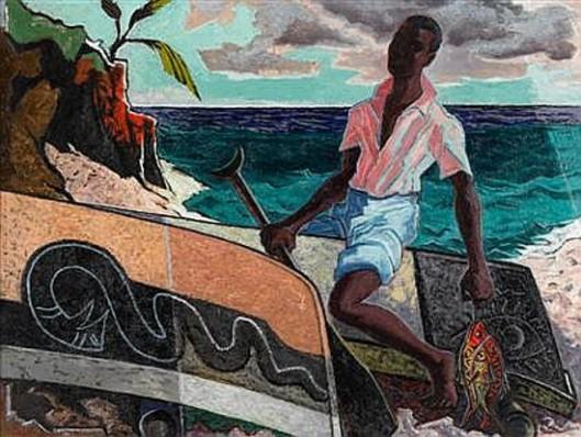 Native Boy, Jamaica - Coral Beach