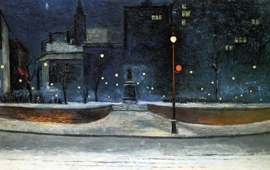 Nocturne, Union Square