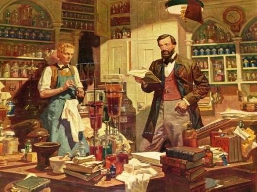 Pioneers Of American Medicine