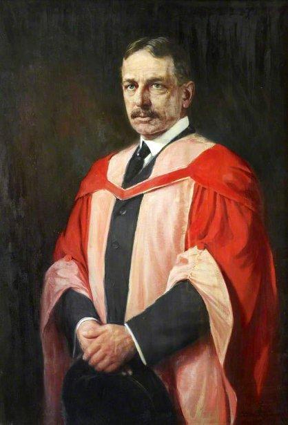 Professor Henry Fairfield Osborn