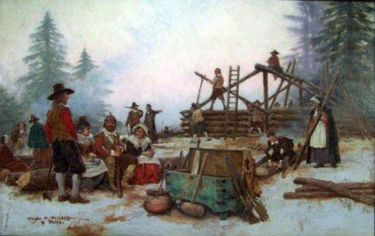 The Beginning Of New England