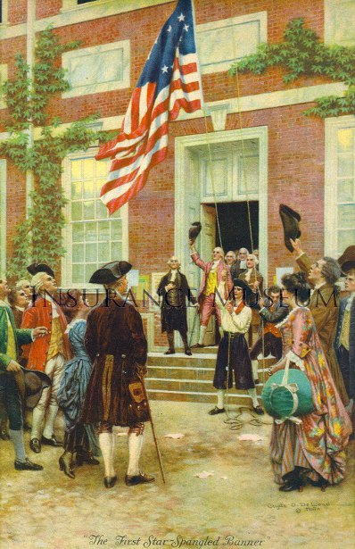 The First Star-Spangled Banner