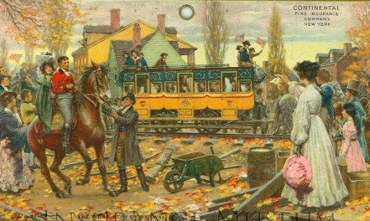 The First Street Railway