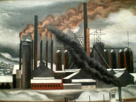 The Lucy Plant, Carnegie Steel