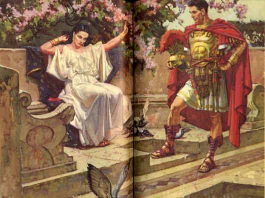 Diana And Marcellus