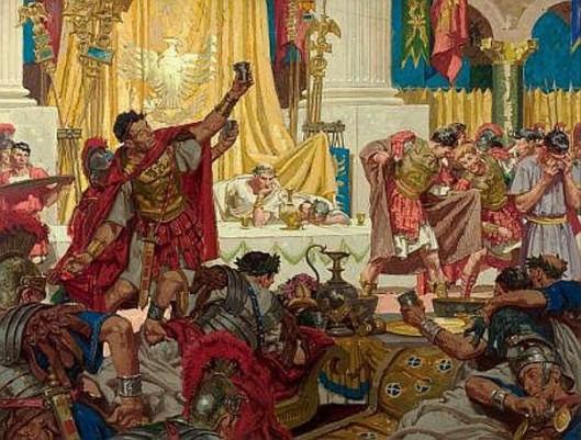 Pontius Pilate's Banquet