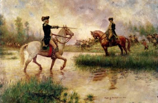 Washington's Rebuke Of Lee