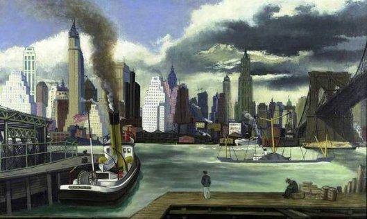 Waterfront, Lower Manhattan