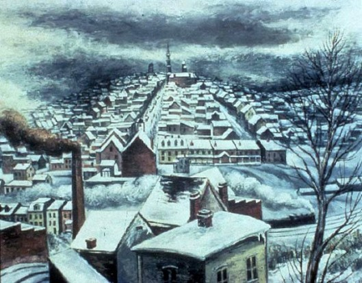 Winter, Pittsburgh