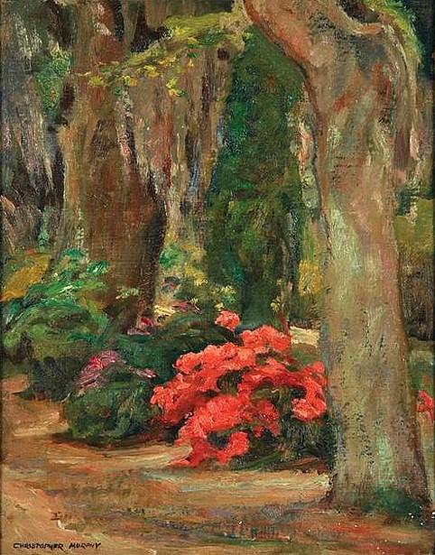 Azaleas At Bonaventure