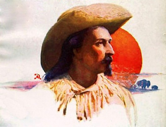 Buffalo Bill, Frontiersman