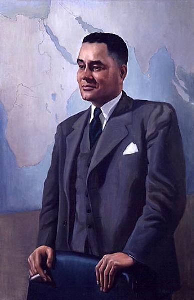 Ralph Johnson Bunche