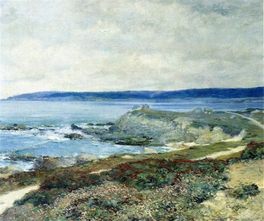 A Grey Day, Carmel