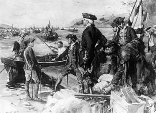 Embarkation Of Abercromby