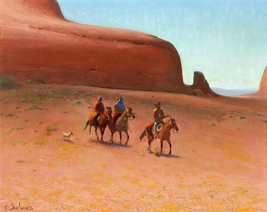 Desert Folks