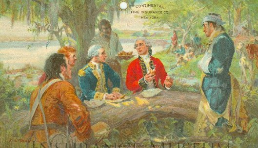 General Marion's Lunch Party