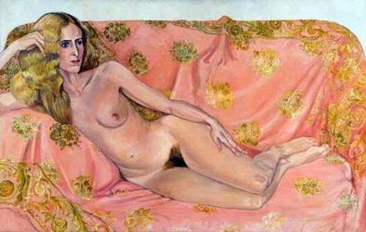 Imperial Nude, Susan Kaprov