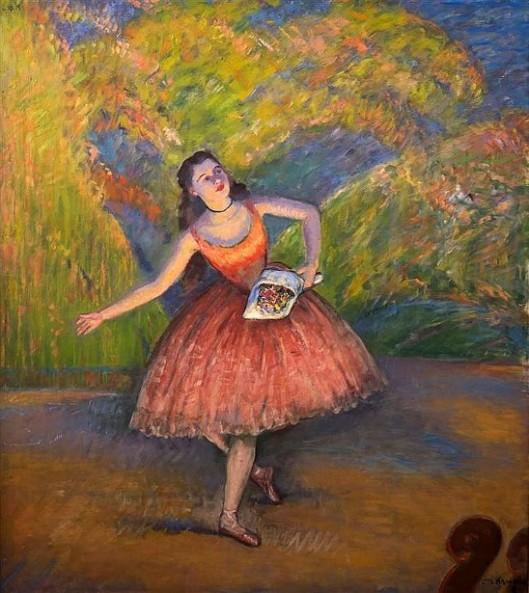 La Premiere Danseuse