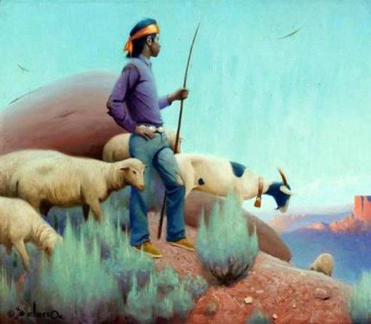 Navajo Shepherd