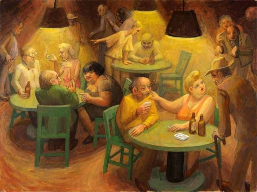 Old Folks Bar