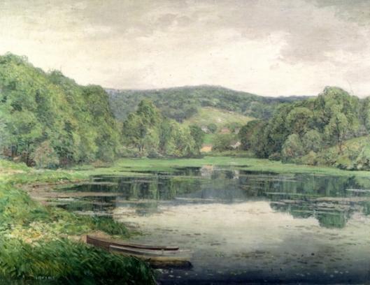 Old Lyme Pond