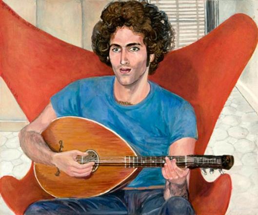 Paul Rosano Singing