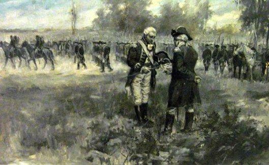 Revolutionary War Battlefield
