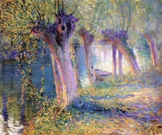 River Epte, Giverny
