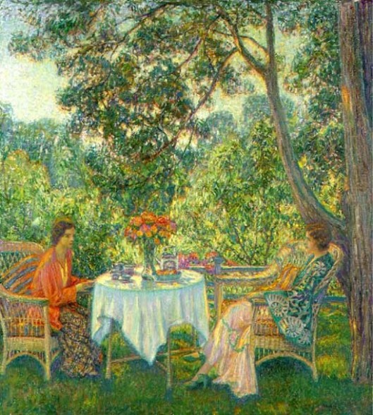 Teatime - Lois And Betty, June