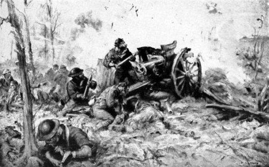 The Battle Of Seicheprey