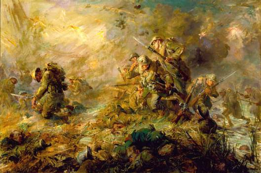 The Last Night Of The War