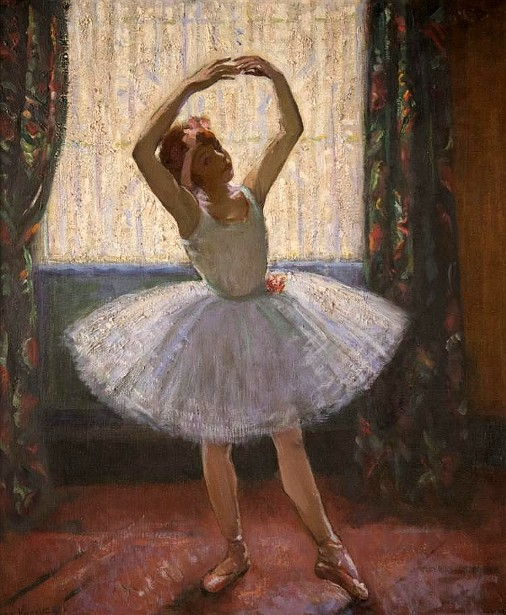 The Little Dancer