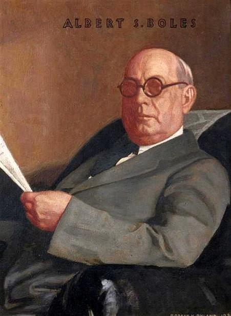 Albert S. Boles
