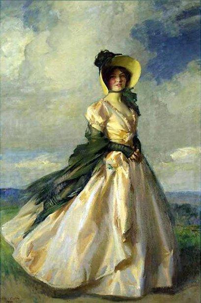 Elizabeth Betts of Wortham