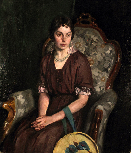 Friedl (The Artist's Wife)